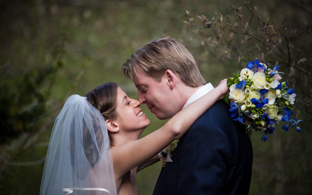Bruidsfotografie Baarn: Marloes & Joep