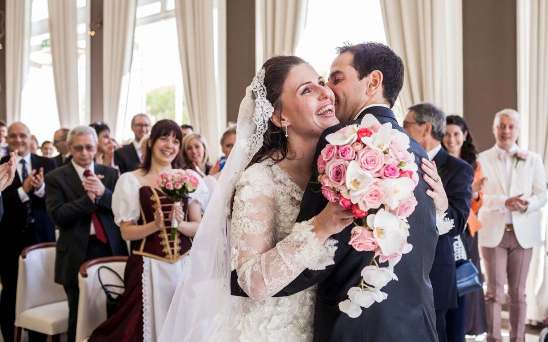 Bruidsfotografie Overveen: Bertilla en Luca
