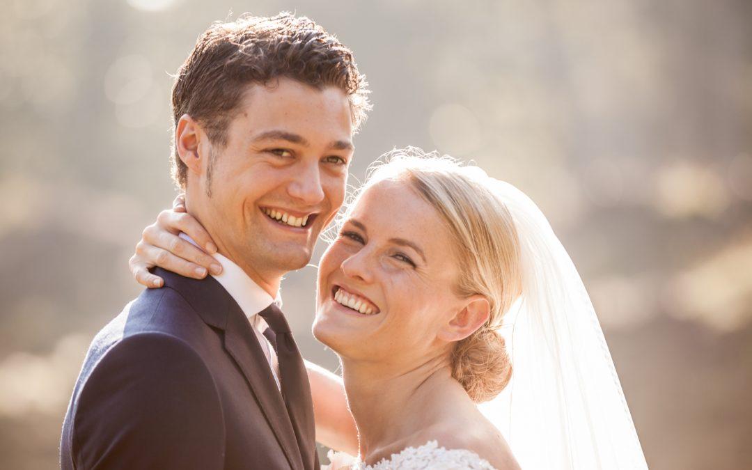 Bruidsfotografie Lage Vuursche: Liesbeth & Paul