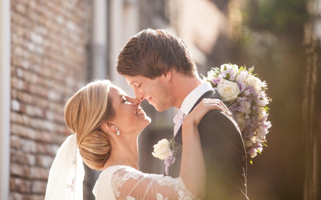 Bruidsfotografie Gouda: Petronilla & Bart