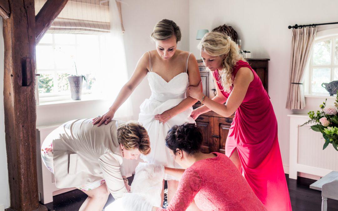 Bruidsfotografie Breda: Fréderique & Thijs