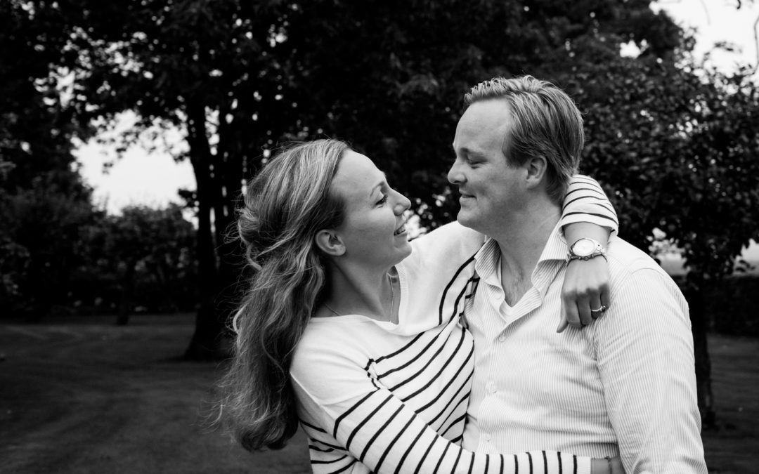 Loveshoot in Breda: Fréderique & Thijs