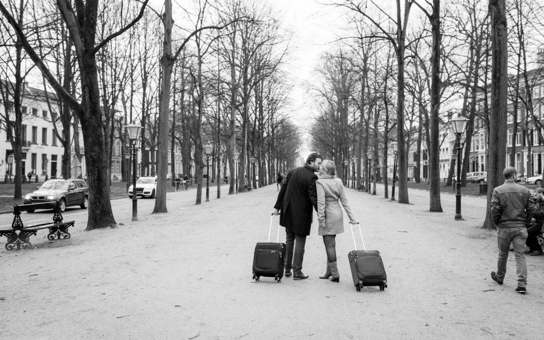 Loveshoot Binnenhof: Leonie & Manuel