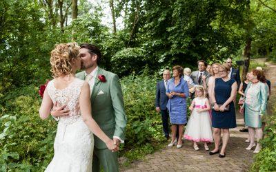 Trouwfotografie Rijswijk: Hélène & Maurice
