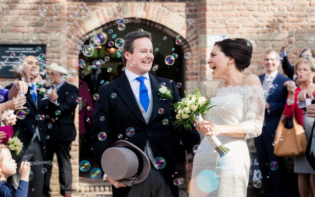 Bruidsfotografie Engelenburg: Isabelle & Tjitze