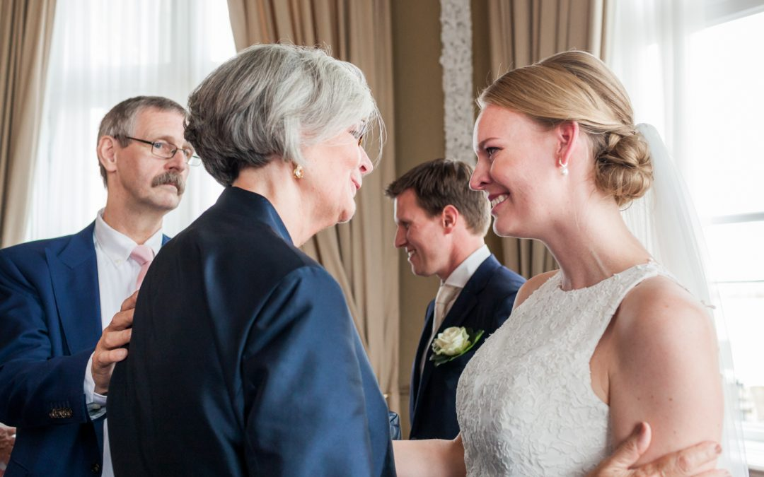 Bruidsfotografie Scheveningen: Sabine & Ronald