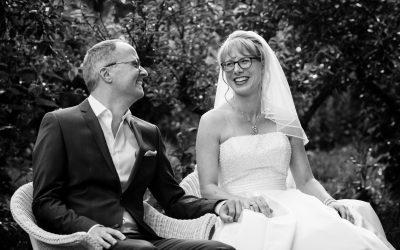 Bruidsfotografie Olmenhorst: Jolieke & Alex