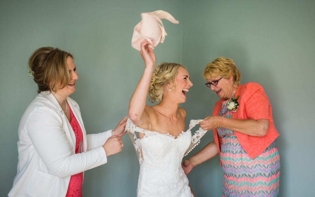 Bruidsfotografie Orangerie Elswout: Lianne & Peter