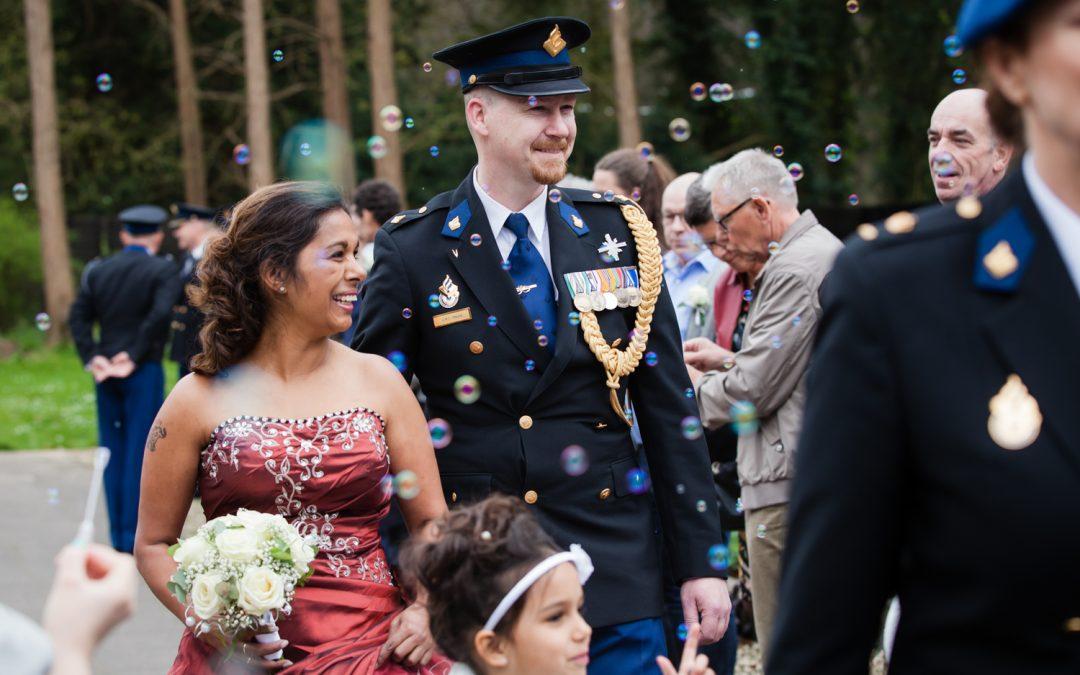 Bruidsfotografie Hop-eest: Jaishree & Jeroen