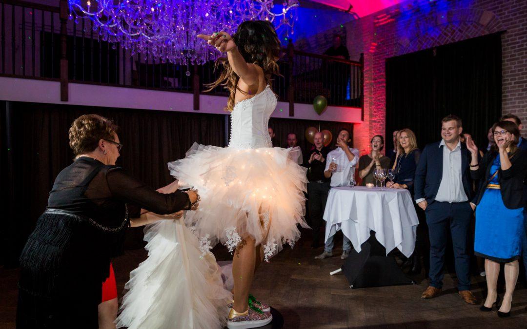 Bruiloftsfotografie in Amsterdam: Kim & Pim