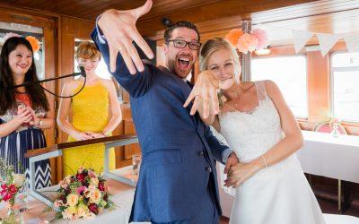 Bruidsfotografie De Kaag: Martine & Lo