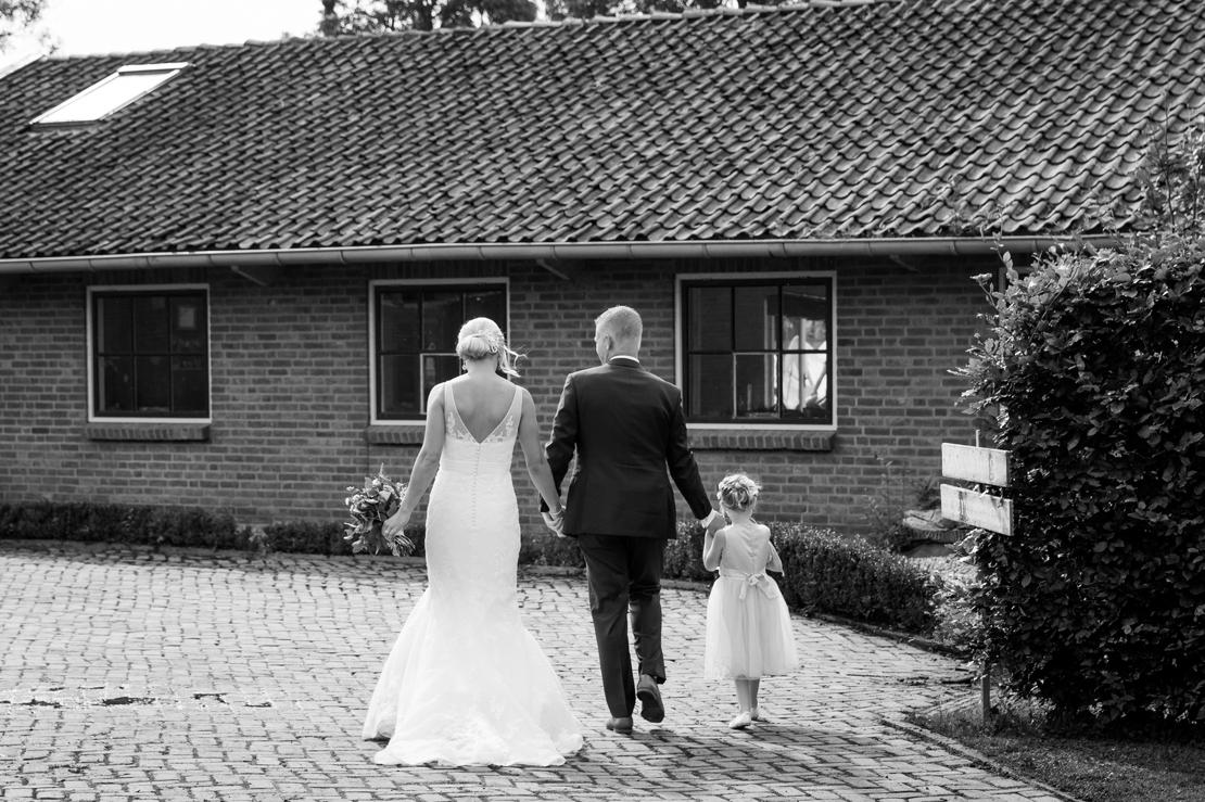 bruidsfotografie Steinse Tuin
