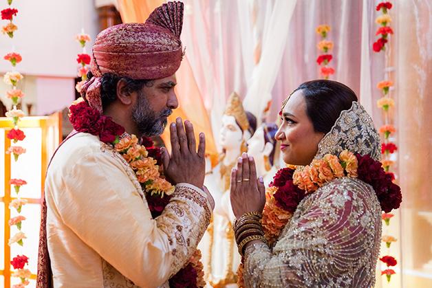 Hindoestaanse bruiloft: Anjani & Ravi