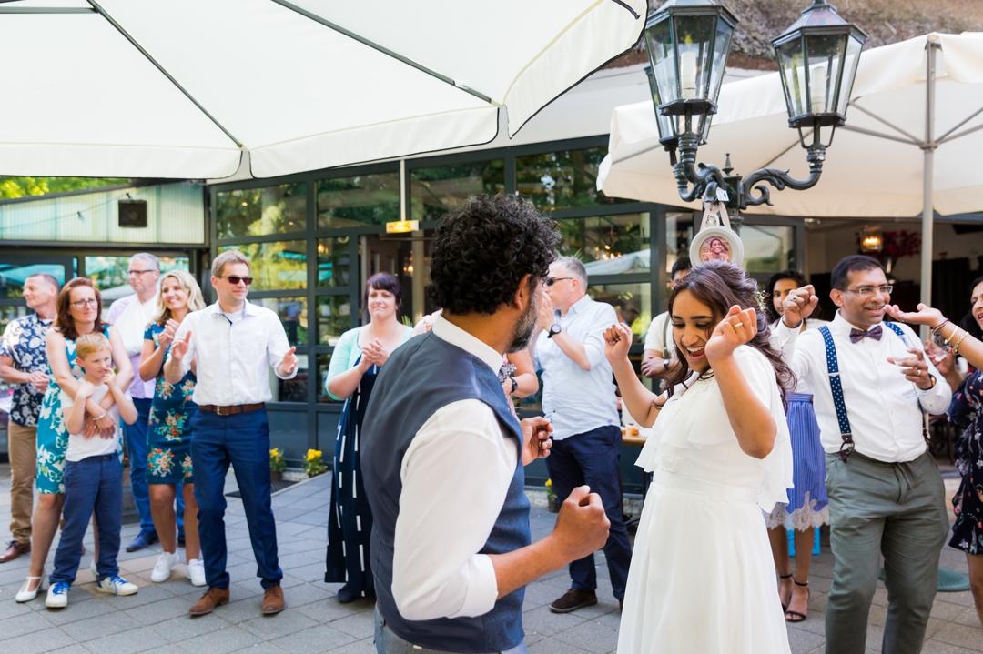 bruidsfotografie Rieten Dak