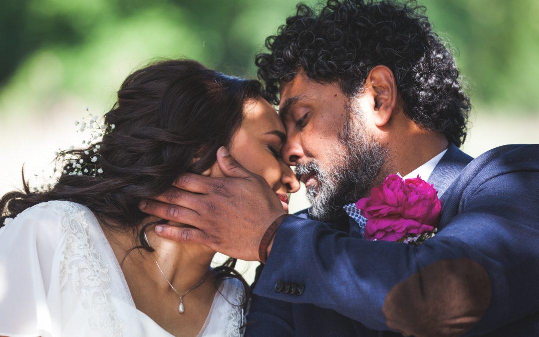 Bruidsfotografie Rieten Dak: Anjani & Ravi