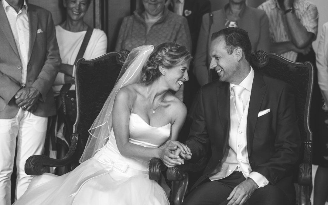 Bruidsfotografie Den Haag: Maaike & Marc