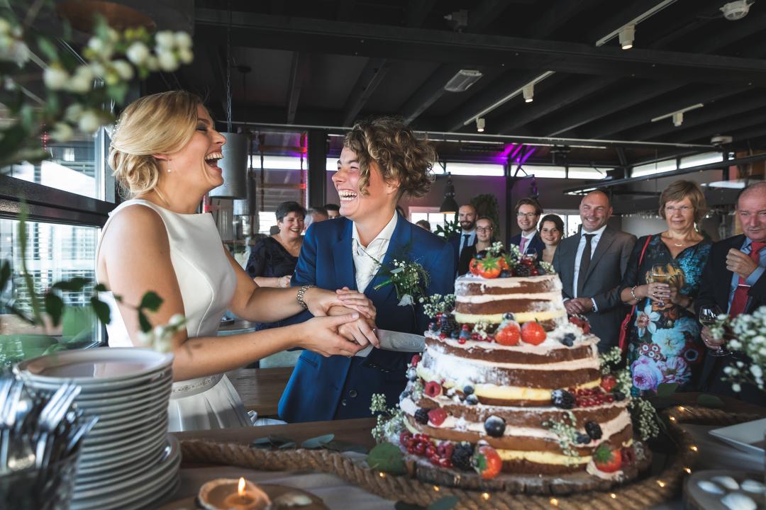 trouwfotografie Hoek van Holland