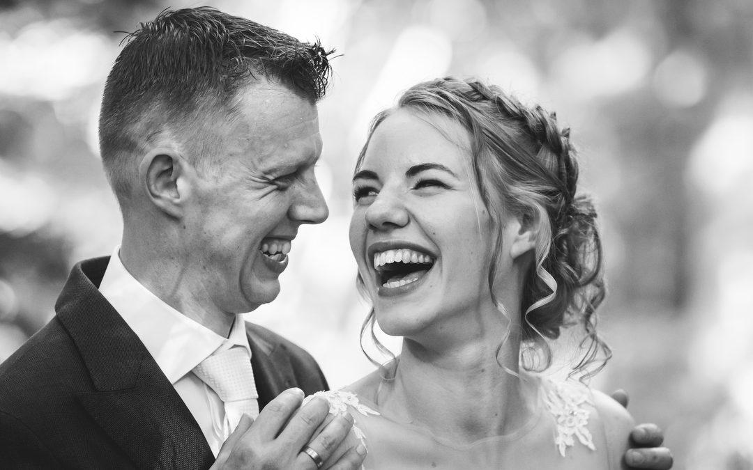 Bruidsfotografie Viersprong: Nadine & Aart